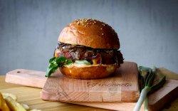 """Burger """"Ăla Fără Carne"""" image"""