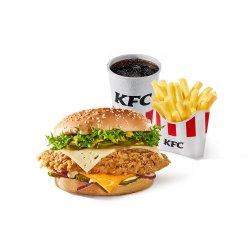 Meniu Real Burger Picant  image