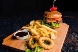 Chilli Tabasco Burger  image