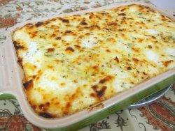 Crusta Rumena de Mozzarella la Cuptor (doar la paste )