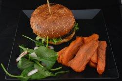 Clasic Burger