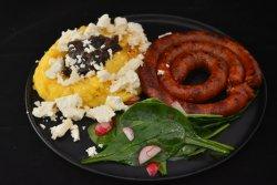 Sausage & Polenta