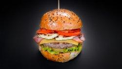 Greuceanu Burger   image