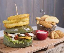 Meniu Burger Vegetarian