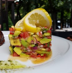 Insalata Salsa Avocado image