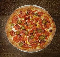 Pizza Mexicana-Jalapeno image