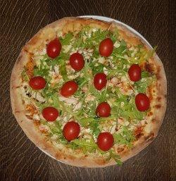 Pizza Pollo-Gorgonzola image