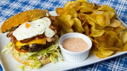 Cheeseburger Camizo