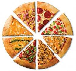 Creează-ți pizza mare