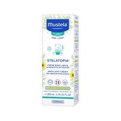 Crema emolienta pentru piele atopica Stelatopia, 200 ml, Mustela