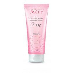 Gel de dus delicat pentru piele sensibila, 200 ml, Avene