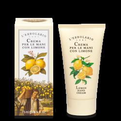 L`Erbolario Crema maini Lemon 75ml