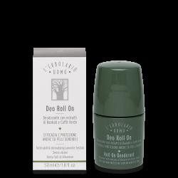 L`Erbolario Uomo Deodorant Roll On 50ml