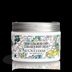 L`Occitane Shea Dts Color Crema Corp Ultra Rich 200ml