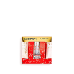 L`Occitane Whl Kit Xmas20 Floral Trio Creme Maini 30ml