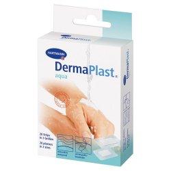 Plasturi transparenți rezistenți la apă DermaPlast, 20 bucăți, Hartmann