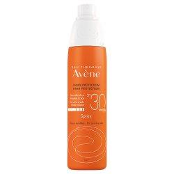 Spray pentru protectie solara SPF 30, 200 ml, Avene