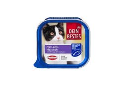 Dein Bestes hrana pisici somon clasic 100g image