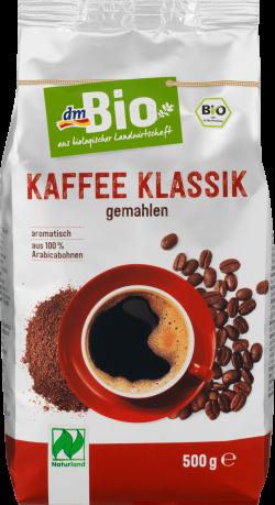 dmBio Naturland cafea clasicaECO 500g image