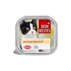 Dein Bestes hrana pisici curcan 100g image