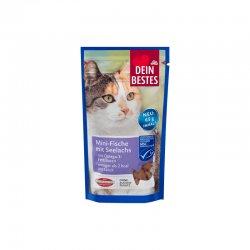 Dein Bestes hrana pisici pestisori somon 50g image