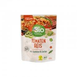 dmBio orez cu rosii  legume ECO 250 g image