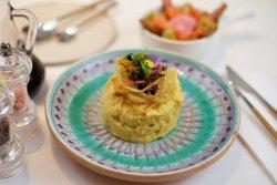 Salata de fasole cu ceapa crocanta image