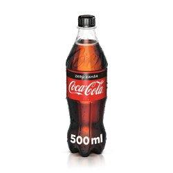 50% REDUCERE: Coca-Cola Zero image