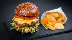 Mexico Burger   image