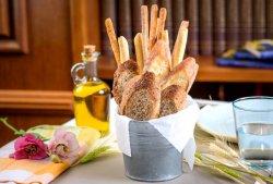Coș cu pâine image