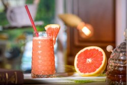 Fresh de portocale si grapefruit image