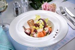 Salata de caracatita cu morcovi si apio image