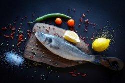 Biban de mare la cuptor image