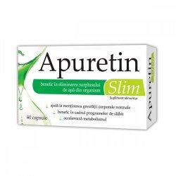 Apuretin Slim, 60 capsule, Zdrovit image