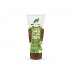 Dr Organic Coffee Mint Sampon Anti-Matreata 200ml image
