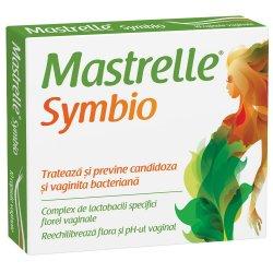 Mastrelle Symbio, 10 capsule vaginale, Fiterman