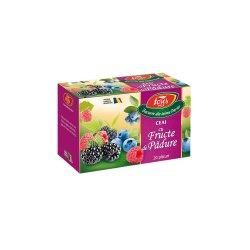 Ceai Fructe de Padure Aromfruct, 20 plicuri, Fares image
