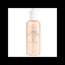 Gel de dus hidratant pentru piele sensibila si uscata Nutrition TriXera, 400 ml, Avene image