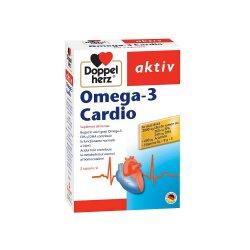 Omega-3 Cardio pentru inimă, 60 capsule, Doppelherz image