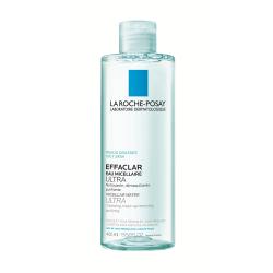 Apă micelară pentru pielea grasă cu tendință acneică Effaclar Ultra, 400 ml, La Roche-Posay