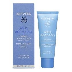 Apivita Aquabeelicious Crema Hidratanta Rich 40ml