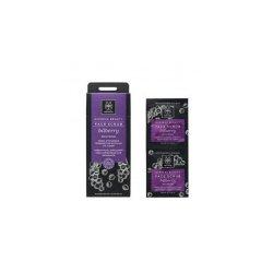 Apivita Express Beauty Exfoliant pentru Fata Afine 2x8ml