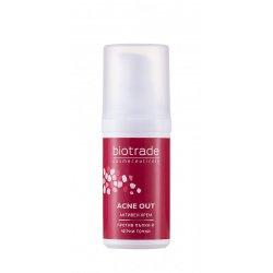 Crema activa pentru ten acneic Acne Out, 30 ml, Biotrade