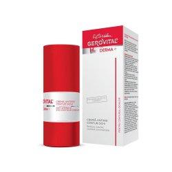 Cremă antirid contur ochi Gerovital H3 Derma+, 15 ml, Farmec