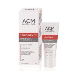 Crema calmanta anti-imperfectiuni Sebionex Trio, 40 ml, ACM