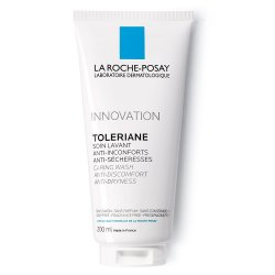 Crema de spalare pentru fata Toleriane, 200 ml, La Roche-Posay