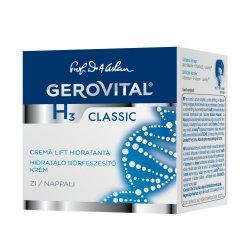 Cremă lift hidratanta de zi Gerovital H3 Classic, 50 ml, Farmec