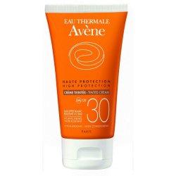 Crema nuantatoare pentru protectie solara SPF 30, 50 ml, Avene