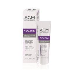 Crema reparatoare cicatrizanta Cicastim, 20 ml, ACM