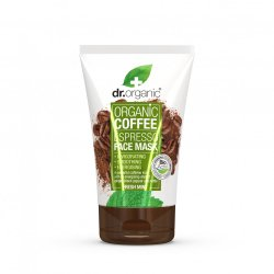 Dr Organic Coffee Mint Masca De Fata 125ml